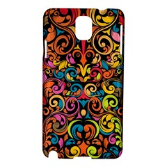 Art Traditional Pattern Samsung Galaxy Note 3 N9005 Hardshell Case