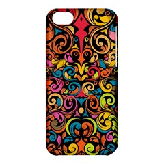 Art Traditional Pattern Apple iPhone 5C Hardshell Case