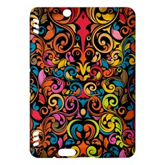 Art Traditional Pattern Kindle Fire HDX Hardshell Case