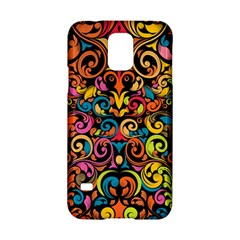 Art Traditional Pattern Samsung Galaxy S5 Hardshell Case