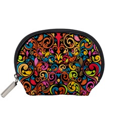 Art Traditional Pattern Accessory Pouches (Small)
