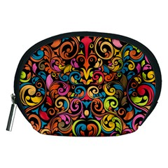 Art Traditional Pattern Accessory Pouches (Medium)