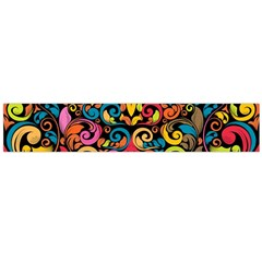Art Traditional Pattern Flano Scarf (large)
