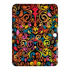 Art Traditional Pattern Samsung Galaxy Tab 4 (10.1 ) Hardshell Case