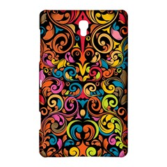 Art Traditional Pattern Samsung Galaxy Tab S (8.4 ) Hardshell Case