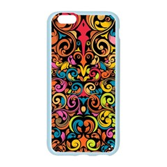 Art Traditional Pattern Apple Seamless iPhone 6/6S Case (Color)