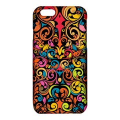 Art Traditional Pattern iPhone 6/6S TPU Case