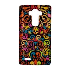 Art Traditional Pattern LG G4 Hardshell Case