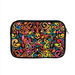 Art Traditional Pattern Apple MacBook Pro 15  Zipper Case