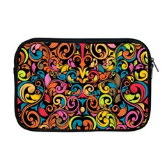 Art Traditional Pattern Apple MacBook Pro 17  Zipper Case