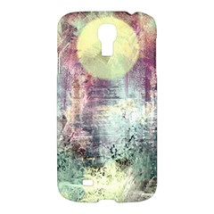 Frosty Pale Moon Samsung Galaxy S4 I9500/I9505 Hardshell Case