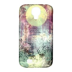 Frosty Pale Moon Samsung Galaxy S4 Classic Hardshell Case (PC+Silicone)