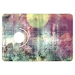 Frosty Pale Moon Kindle Fire Hdx Flip 360 Case