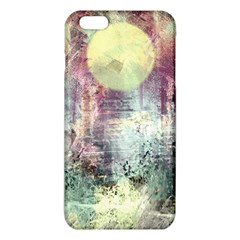 Frosty Pale Moon iPhone 6 Plus/6S Plus TPU Case