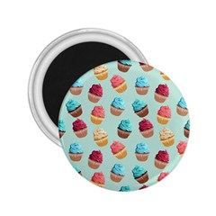 Cup Cakes Party 2.25  Magnets