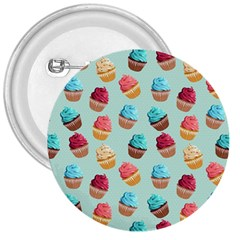 Cup Cakes Party 3  Buttons
