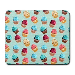 Cup Cakes Party Large Mousepads