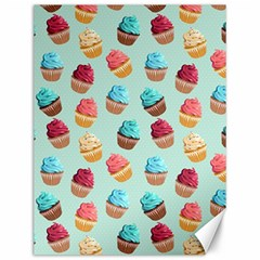 Cup Cakes Party Canvas 12  x 16