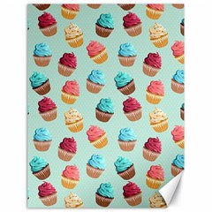Cup Cakes Party Canvas 18  X 24