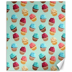 Cup Cakes Party Canvas 20  X 24