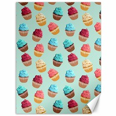 Cup Cakes Party Canvas 36  X 48