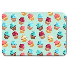 Cup Cakes Party Large Doormat
