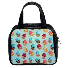 Cup Cakes Party Classic Handbags (2 Sides)