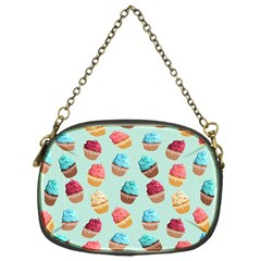 Cup Cakes Party Chain Purses (one Side)