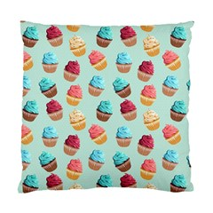 Cup Cakes Party Standard Cushion Case (One Side)