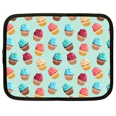 Cup Cakes Party Netbook Case (xl)