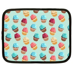 Cup Cakes Party Netbook Case (xxl)
