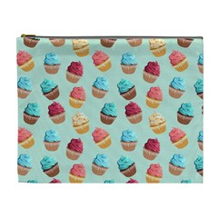 Cup Cakes Party Cosmetic Bag (XL)