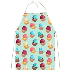 Cup Cakes Party Full Print Aprons