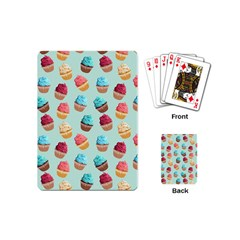 Cup Cakes Party Playing Cards (Mini)