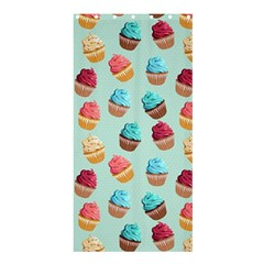 Cup Cakes Party Shower Curtain 36  x 72  (Stall)