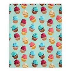 Cup Cakes Party Shower Curtain 60  x 72  (Medium)