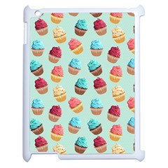 Cup Cakes Party Apple iPad 2 Case (White)