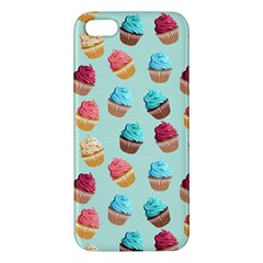Cup Cakes Party Apple iPhone 5 Premium Hardshell Case