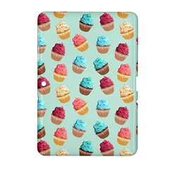 Cup Cakes Party Samsung Galaxy Tab 2 (10.1 ) P5100 Hardshell Case