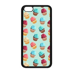 Cup Cakes Party Apple iPhone 5C Seamless Case (Black)