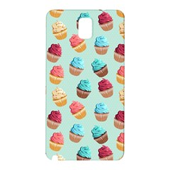 Cup Cakes Party Samsung Galaxy Note 3 N9005 Hardshell Back Case