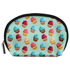 Cup Cakes Party Accessory Pouches (Large)