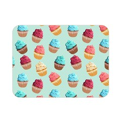 Cup Cakes Party Double Sided Flano Blanket (Mini)