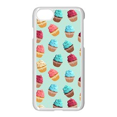 Cup Cakes Party Apple Iphone 7 Seamless Case (white)