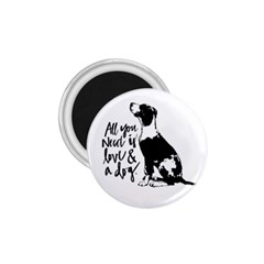 Dog person 1.75  Magnets