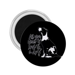 Dog person 2.25  Magnets