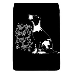 Dog person Flap Covers (S)