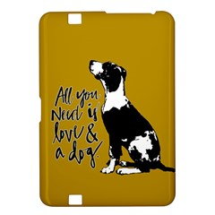 Dog person Kindle Fire HD 8.9
