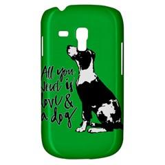 Dog person Galaxy S3 Mini