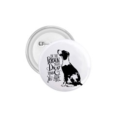 Dog person 1.75  Buttons